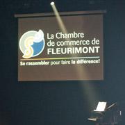 Le souper du pr sident reportage au microphone for Chambre commerce sherbrooke