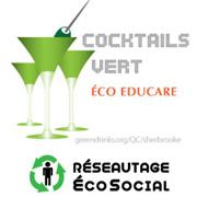 Cocktails-vert-réseautage-ÉcoSocial